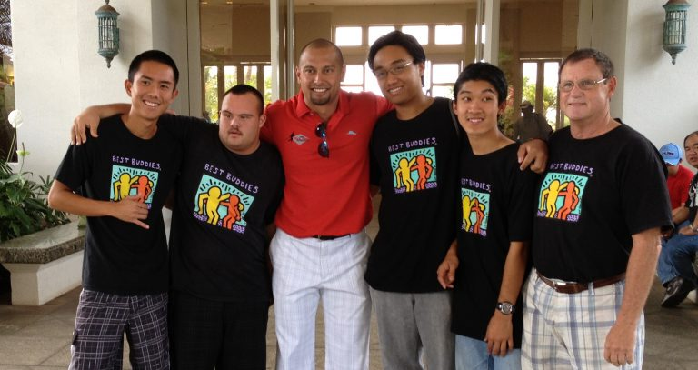 Shane Victorino Foundation - Best Buddies