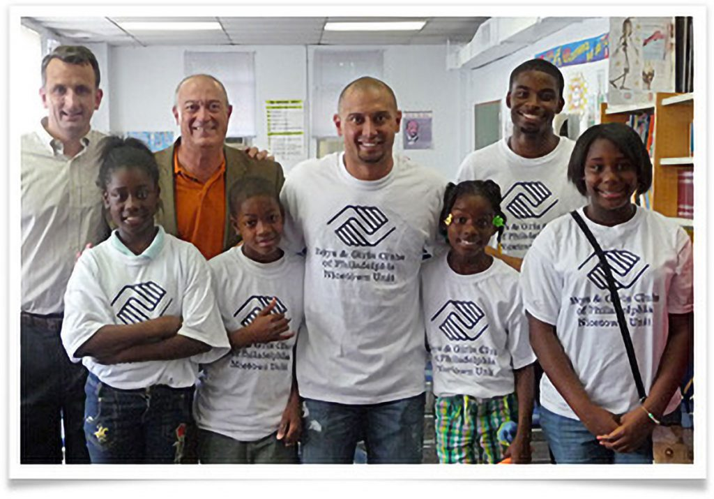 Shane Victorino Foundation - About Photo